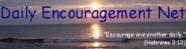 Daily Encouragement dot Net banner