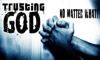 Entrusting My Life To God