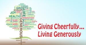 Christian generosity