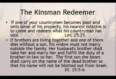 Kinsman Redeemer 1