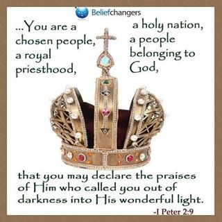 Chosen People Royal Priesthood Holy Nation