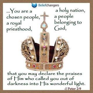 Chosen People Royal Priesthood Holy Nation