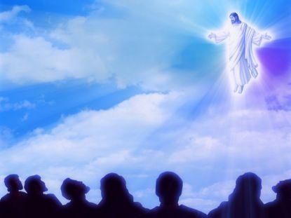 Résultats de recherche d'images pour «L'Ascension de Jésus»