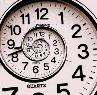 clock spiral