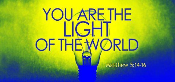 Light of the World - Sermon on the Mount