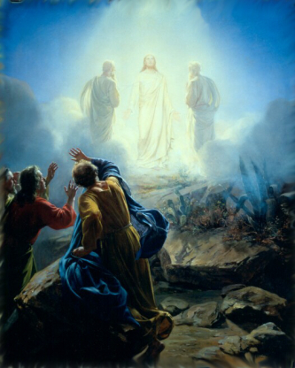 Transfiguration of Jesus