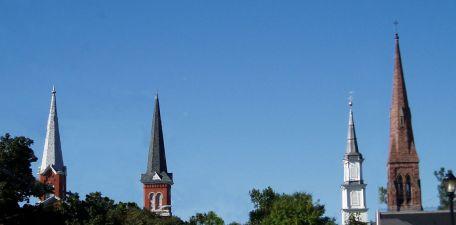 Church Around the World - Body of Christ