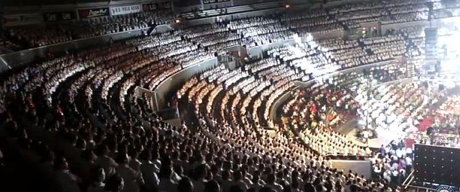 Largest Choir Ever