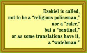 Ezekiel the Prophet